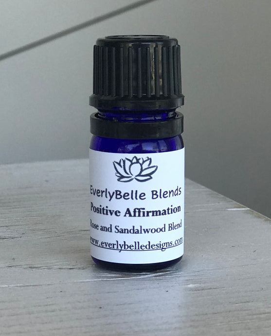 Positive Affirmation Essential Oil