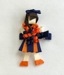 Cheerleader Hair Clip