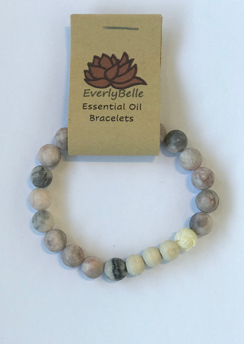 Earthy Essential Oil Bracelet