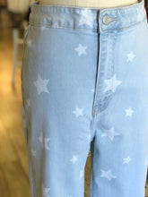 Load image into Gallery viewer, Blue Star Jeans