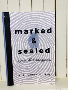 Marked & Sealed Journal