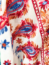 Load image into Gallery viewer, Paisley Embroidered Cardigan