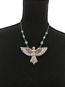 Spirit Bird Necklace