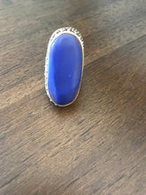 Load image into Gallery viewer, Blue Stone Ring