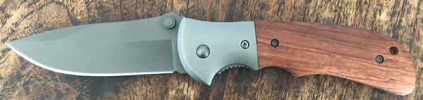 High Quality Wooden Handle Knife