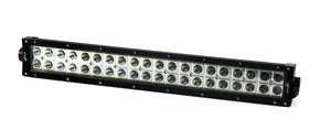 Dual Row LED Spot Beam Light Bar 120W B3O
