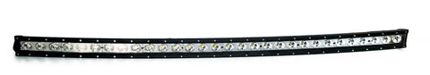 Curved Single Row Spot Beam LED Light Bar 150W B1X