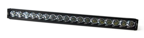 Single Row Spot Beam LED Light Bar 180W B4U