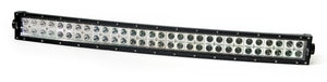 Dual Row Spot Beam LED Lightbar 180W B8O