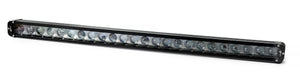 Straight Single Row LED Light Bar - 240W B4D Series Flood Beam