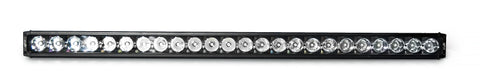 Single Row LED Light Bar - 240W Spot Beam