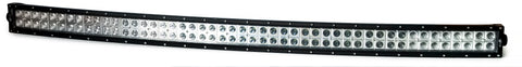 Curved Dual Row LED Light bar - 288W B8O Series