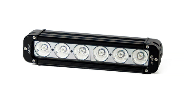 Single Row Spot Beam LED Light Bar 60W B4