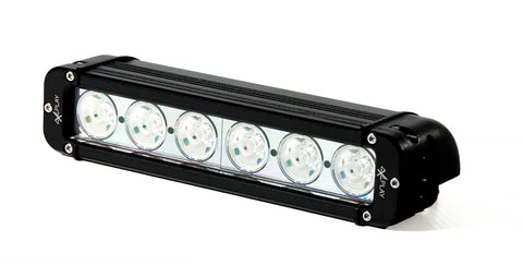 Single Row Spot beam LED Lightbar 60W B4U