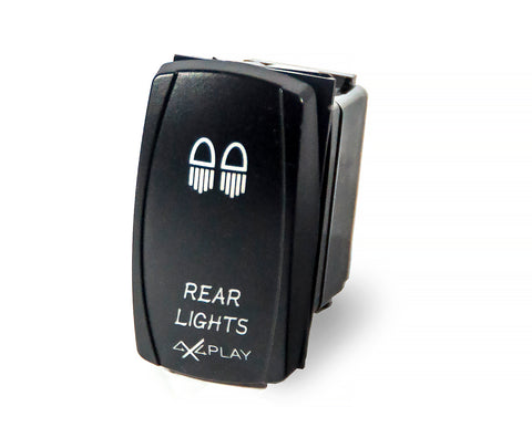 Rear Lights Rocker Switch