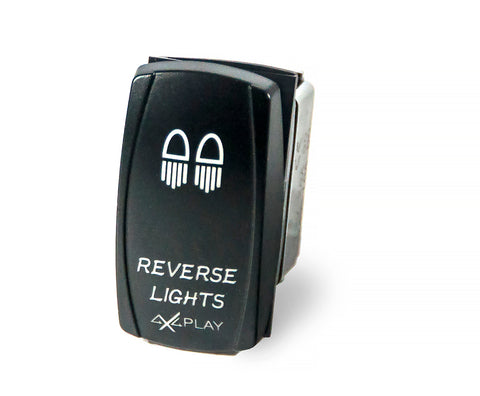 Reverse Lights Rocker Switch