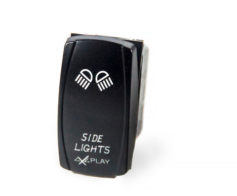 Side Lights Rocker Switch