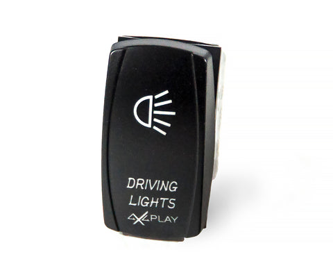 Driving Lights Rocker Switch