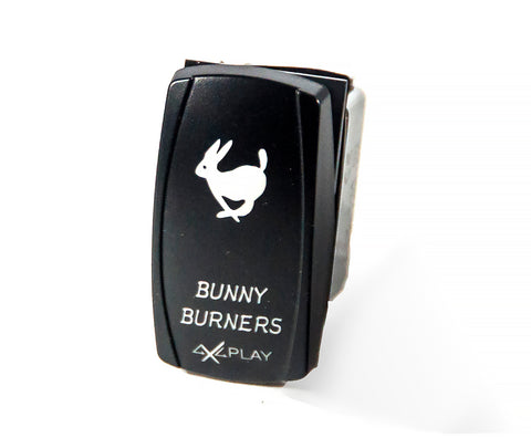 Bunny Burners Rocker Switch