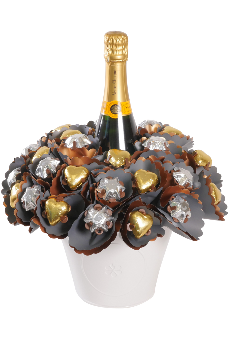 Luxury Veuve Chocolate Bouquet