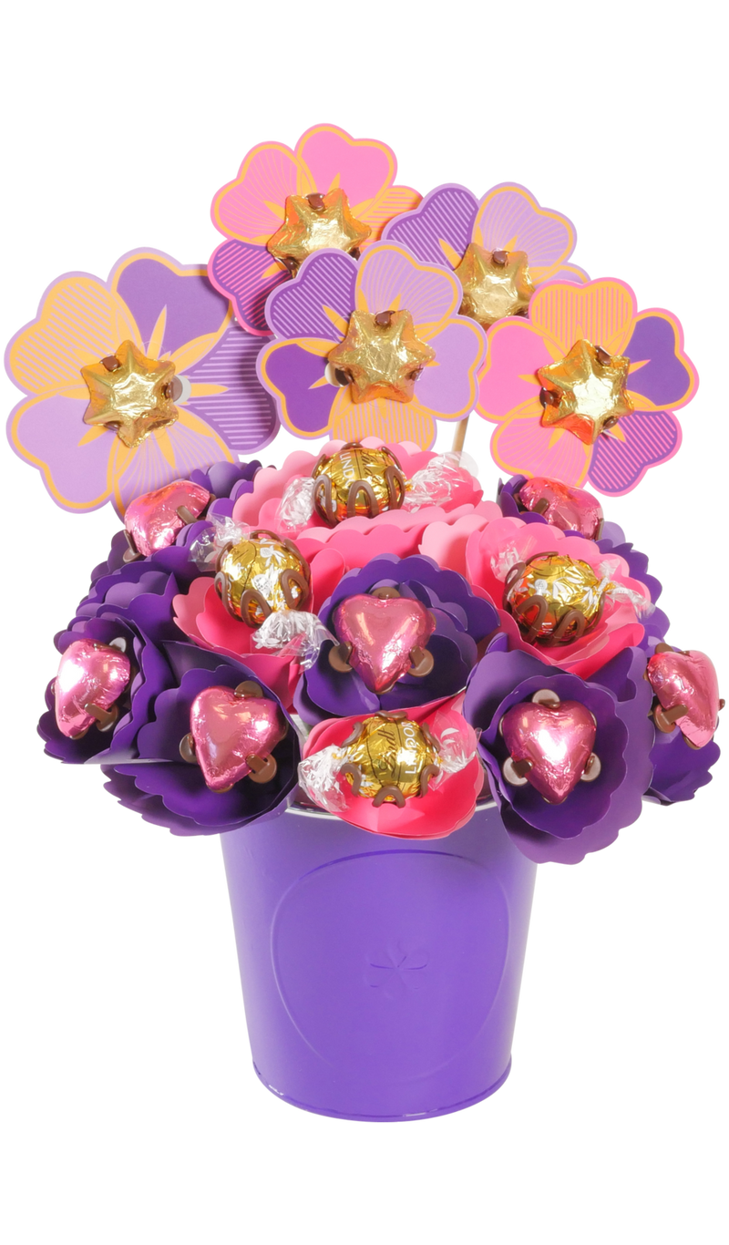 Blush Chocolate Bouquet Small