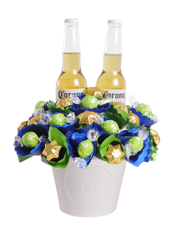 Corona Chocolate Bouquet Medium