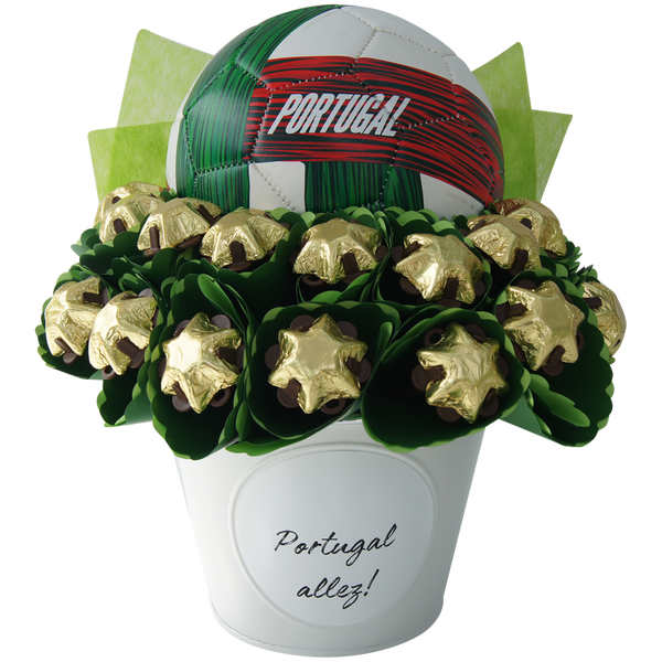 World Cup bouquet Portugal