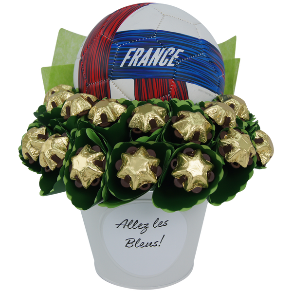 World Cup bouquet France