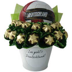 World Cup bouquet Germany