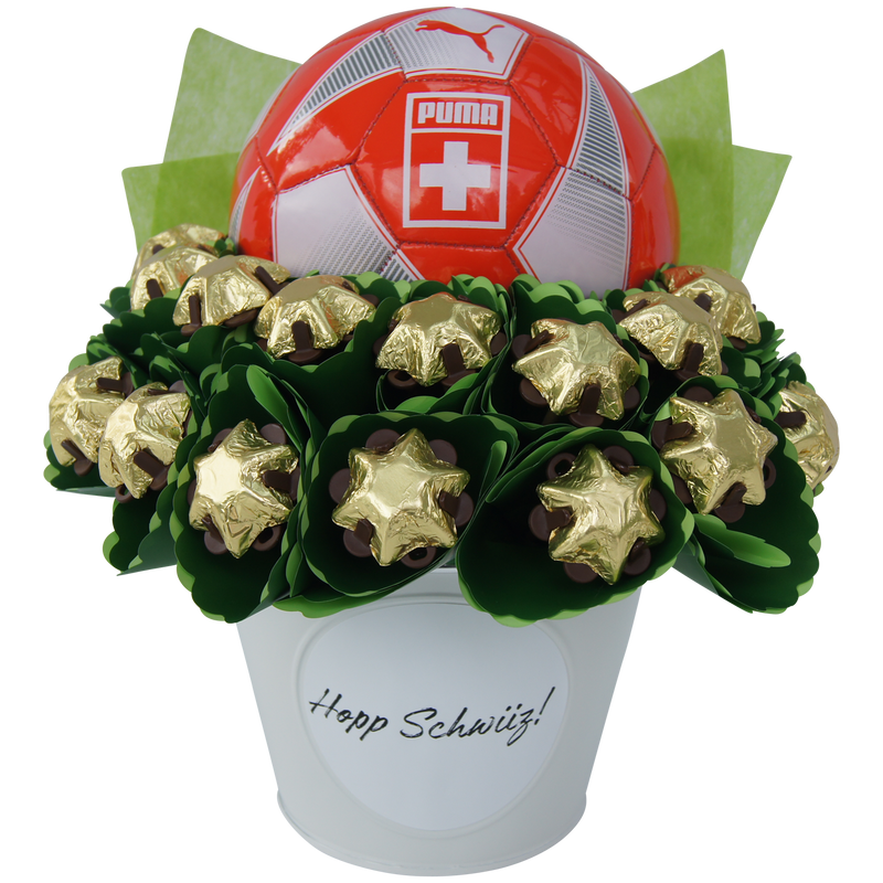 World Cup bouquet Switzerland