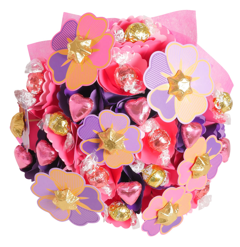 Blush Chocolate Bouquet Medium