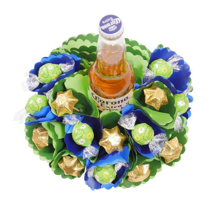 Corona Chocolate Bouquet Small