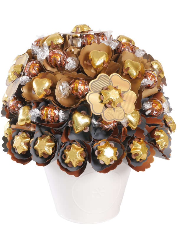 Golden Chocolate Bouquet Luxury