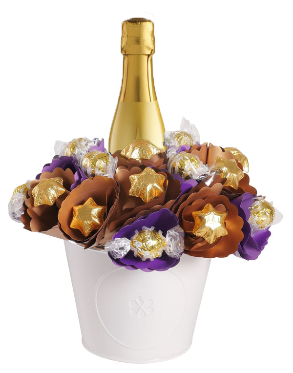 Single Prosecco Chocolate Bouquet