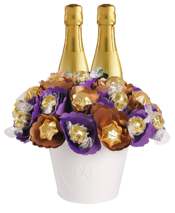 Double Prosecco Chocolate Bouquet