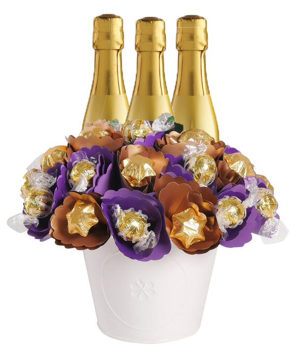 Triple Prosecco Chocolate Bouquet