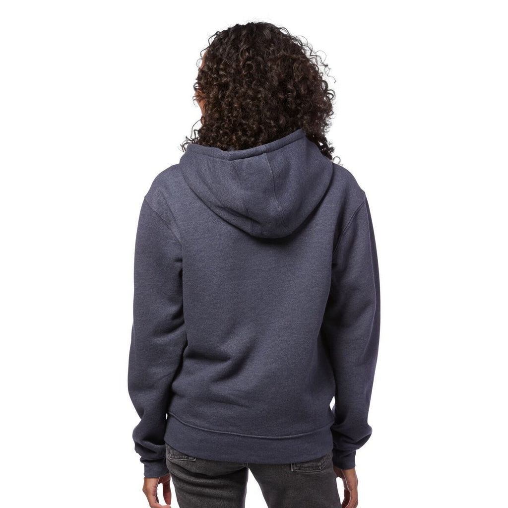 Logo Full-Zip Hoodie - Women's, On Model 3