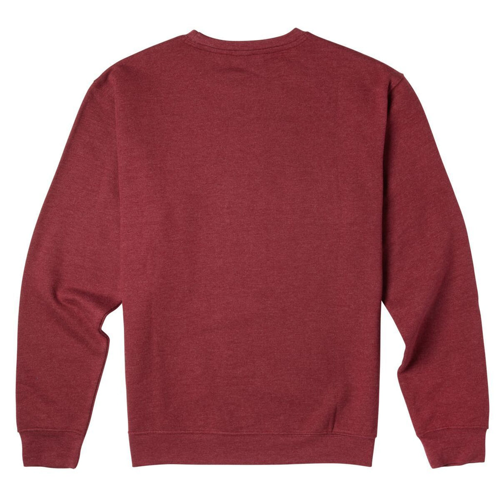 Do Good Crew Sweatshirt - Men's, Port, Back