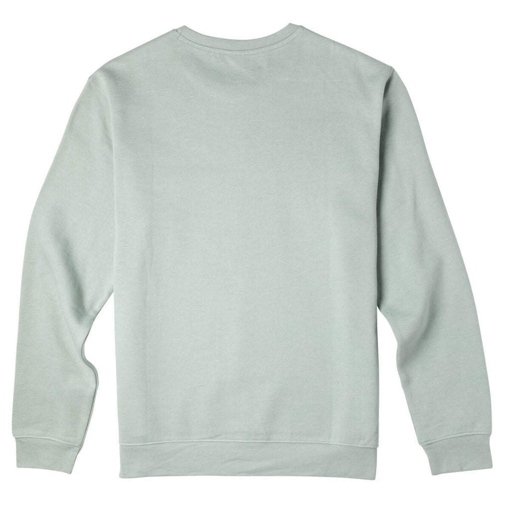 Do Good Crew Sweatshirt - Men's, Sage, Back