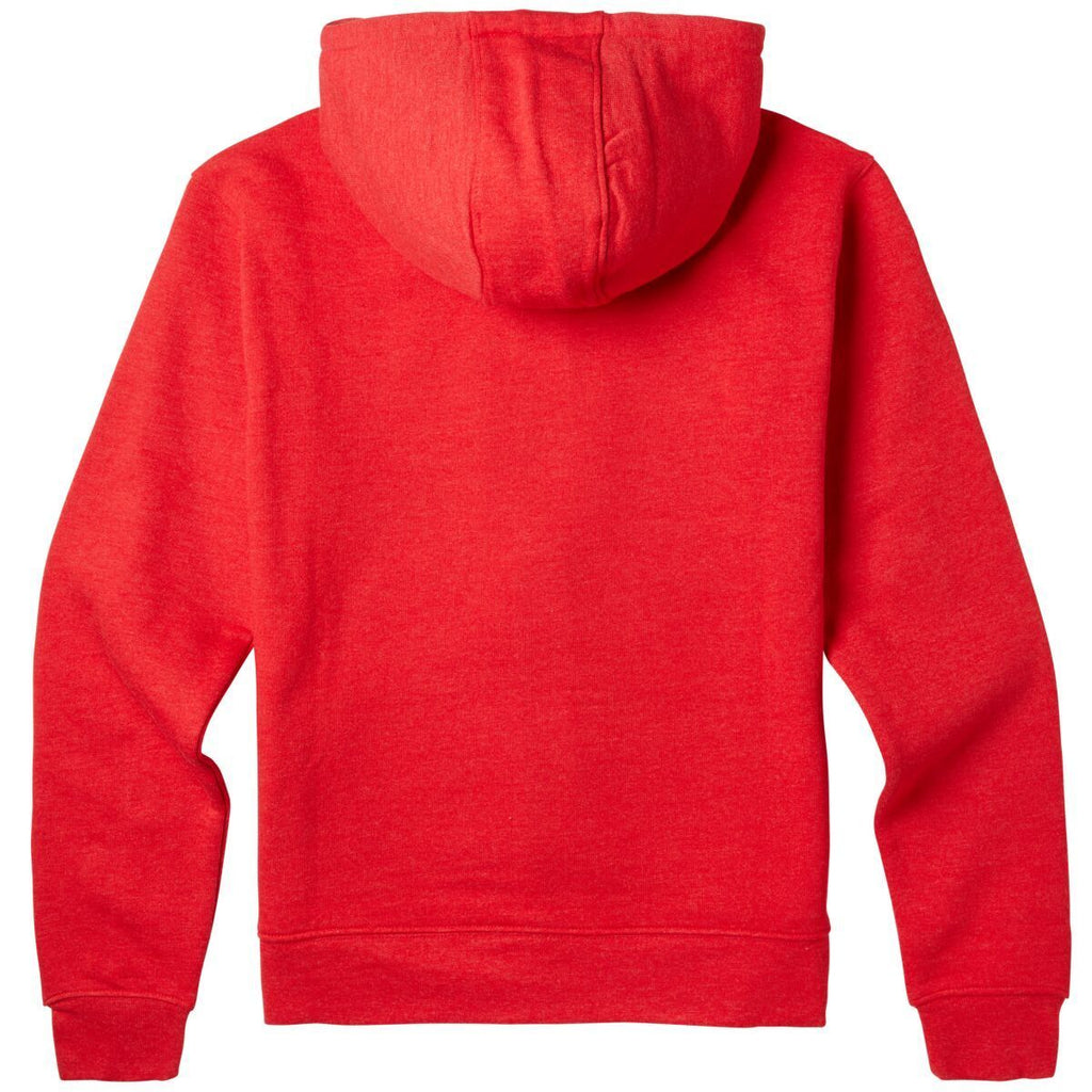 Logo Full-Zip Hoodie - Women's, Racing Red, Back