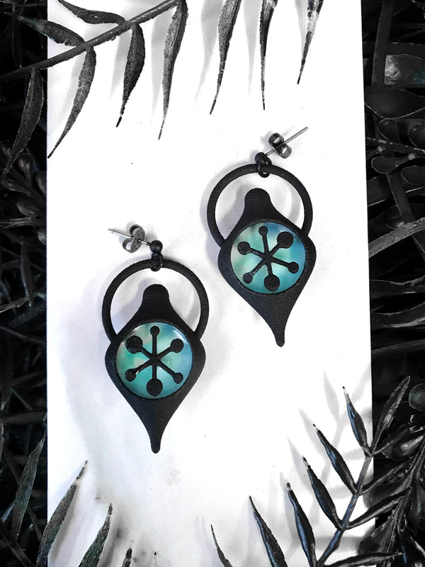 Glowing Pod Earrings (3 available)