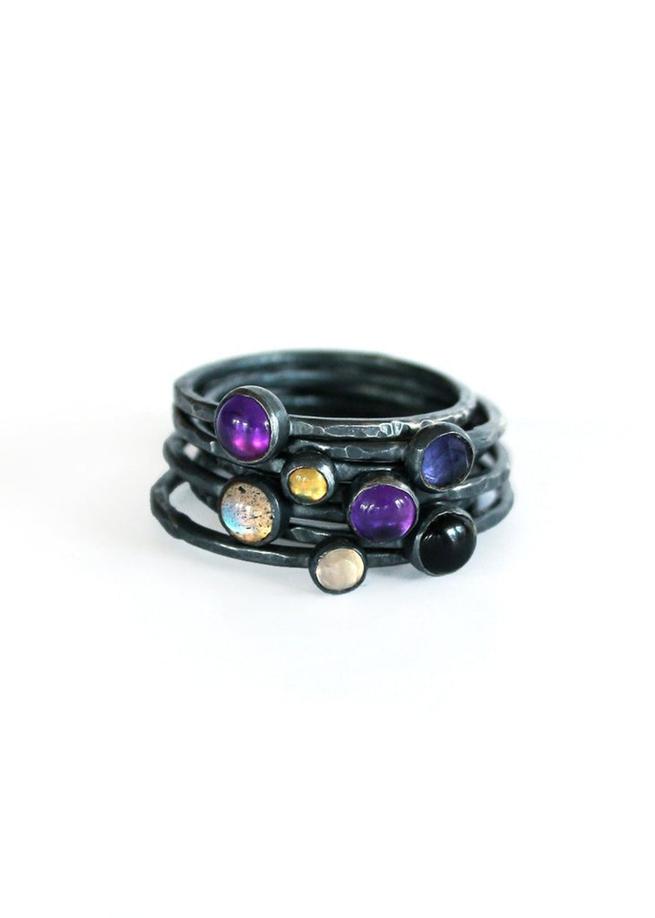 """Planet Wizard"" Stacking Ring Set"