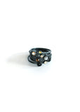 """Elemental"" Stacking Ring Set"