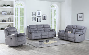 Granada 2 PC Reclining Sofa & Reclining Loveseat