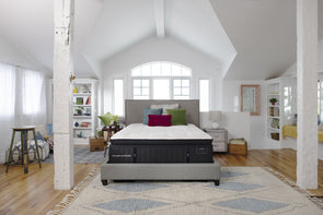 STEARNS & FOSTER- Luxury Estate Collection - Cassatt Luxury Firm Euro Pillowtop Mattress