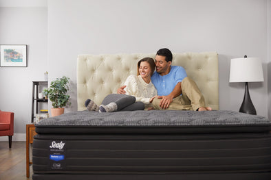 Sealy Response - Performance Series- Beech Street Plush Pillowtop Mattress