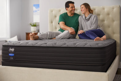 Sealy Response - Performance Series- Beech Street Plush Mattress