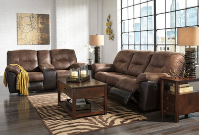 Follette - 2 PC Reclining Sofa & Reclining Loveseat
