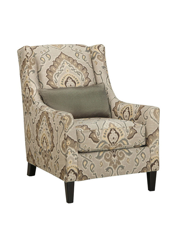 Wilcot - Shale - Accent Chair
