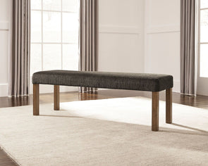 Tamilo - Dark Brown - Large UPH Dining Room Bench